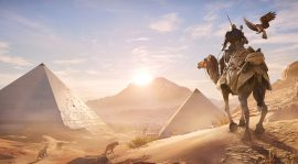 "Ahorrá porque ""Assassin's Creed: Origins"" es una bomba"