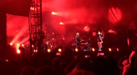 "Axl Rose y Billy Joel tocaron juntos ""Highway to hell"""