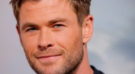 Chris Hemsworth, el fierrero que faltaba