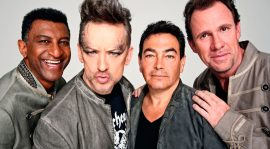 Paren todo: Culture Club, en Argentina