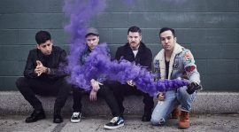 """Champion"", el nuevo tema de Fall Out Boy"