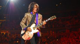 Joe Perry lanza disco solista
