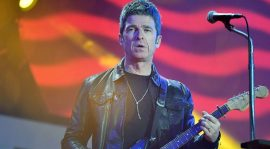 "Noel Gallagher presentó el clip de ""This is a place"""
