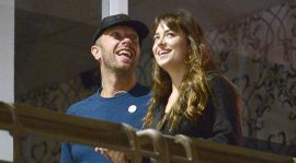 Rumor: Chris Martin y Dakota Johnson se habrían separado