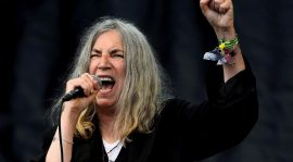 Confirmadísimo: Patti Smith, nuevamente en Argentina