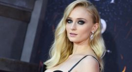 "Sophie Turner no quiere saber nada con ""Game of thrones"""