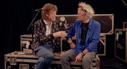 Casi se pudre todo entre Mick Jagger y Keith Richards