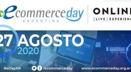 Se viene el eCommerce Day Argentina Online [Live] Experience