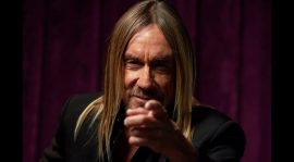 """James Bond"", lo nuevo de Iggy Pop"