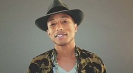Pharrell Williams formará parte de Los Simpsons
