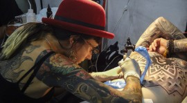 Tattoo Show Buenos Aires 2015